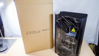 mini-ITX対応PCケース「ENTHOO EVOLV SHIFT」をレビュー